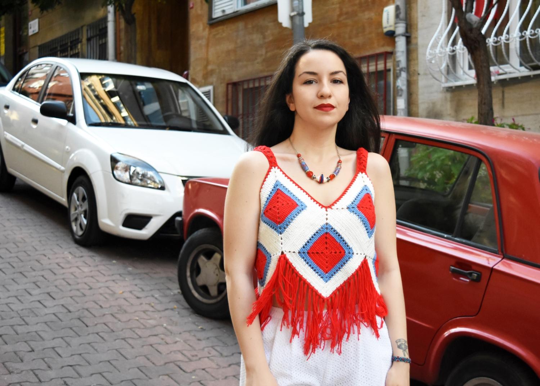 Sevgin Goktas Ozsan Crochet Top Sevgingo Blog